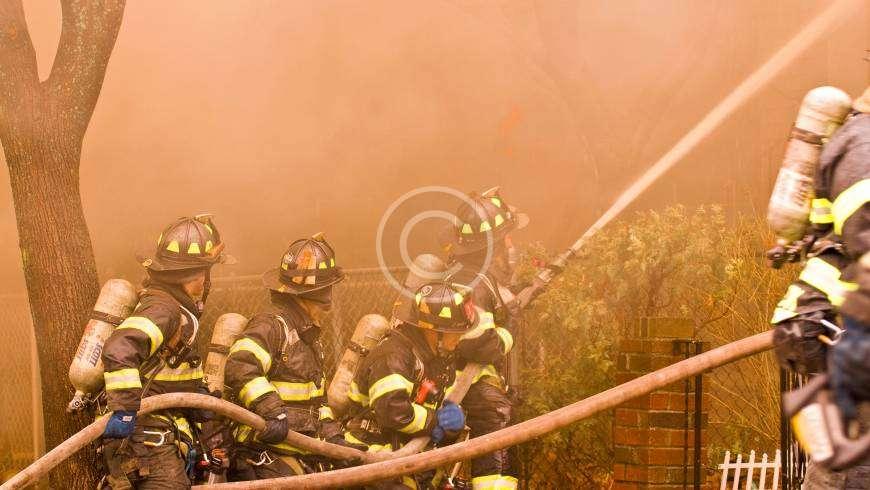 Survey: Do Fire Hoses Burn?